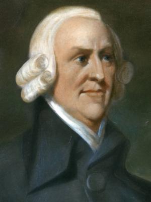 Frases, Imágenes y Biografía de Adam Smith