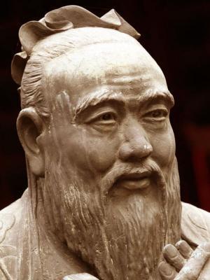 Frases, Imágenes y Biografía de Confucio