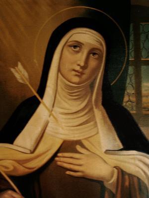 Frases, Imágenes y Biografía de Santa Teresa de Jesús