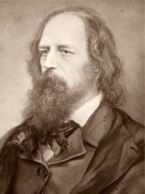 Frases, Imágenes y Biografía de Alfred Tennyson