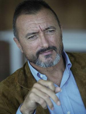 Frases, Imágenes y Biografía de Arturo Pérez-Reverte