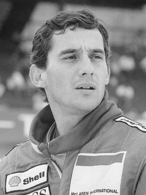 Frases, Imágenes y Biografía de Ayrton Senna