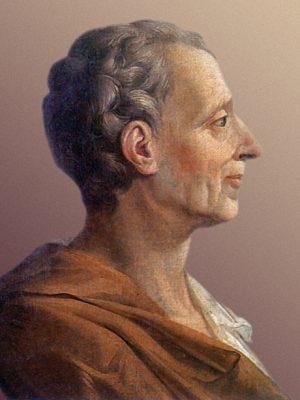 Frases, Imágenes y Biografía de Montesquieu