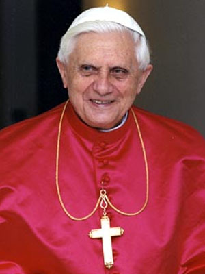 Frases, Imágenes y Biografía de Benedicto XVI