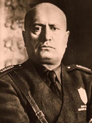 Frases, Imágenes y Biografía de Benito Mussolini