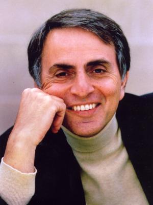 Frases, Imágenes y Biografía de Carl Sagan