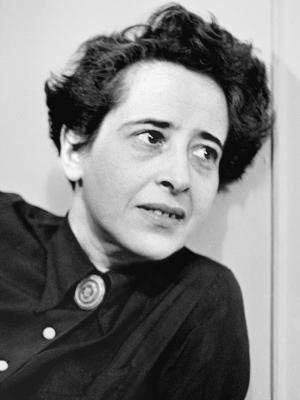 Frases, Imágenes y Biografía de Hannah Arendt
