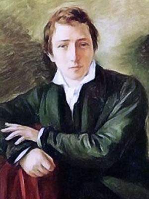 Frases, Imágenes y Biografía de Heinrich Heine
