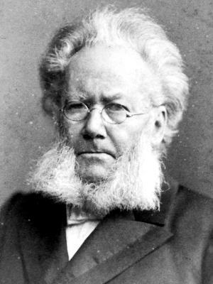 Frases, Imágenes y Biografía de Henrik Ibsen