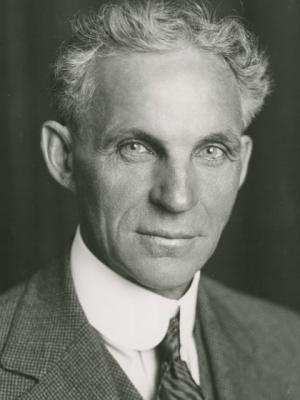 Frases, Imágenes y Biografía de Henry Ford