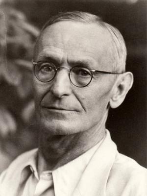 Frases, Imágenes y Biografía de Hermann Hesse