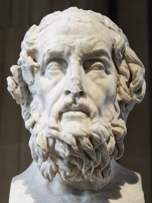 Frases, Imágenes y Biografía de Homero