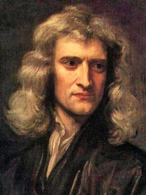 Frases, Imágenes y Biografía de Isaac Newton