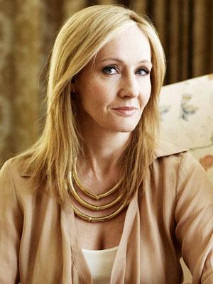 Frases, Imágenes y Biografía de J.K Rowling