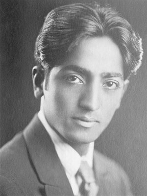 Frases, Imágenes y Biografía de Jiddu Krishnamurti