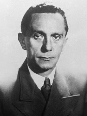 Frases, Imágenes y Biografía de Joseph Goebbels