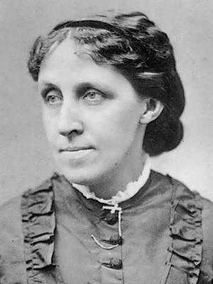 Frases, Imágenes y Biografía de Louisa May Alcott