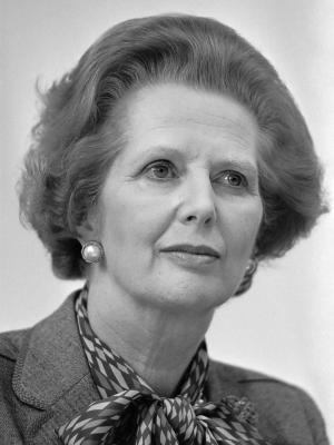 Frases, Imágenes y Biografía de Margaret Thatcher