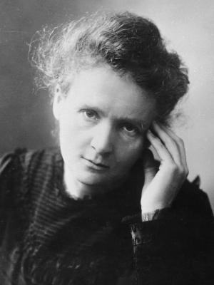 Frases, Imágenes y Biografía de Marie Curie
