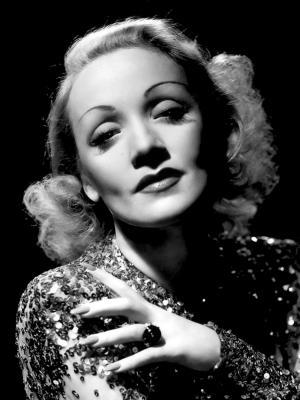 Frases, Imágenes y Biografía de Marlene Dietrich