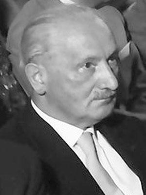 Frases, Imágenes y Biografía de Martin Heidegger
