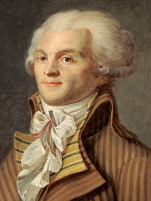 Frases, Imágenes y Biografía de Maximilien Robespierre