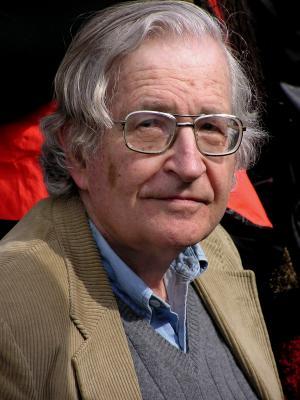 Frases, Imágenes y Biografía de Noam Chomsky