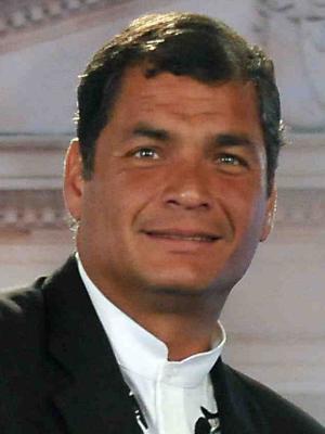 Frases, Imágenes y Biografía de Rafael Correa