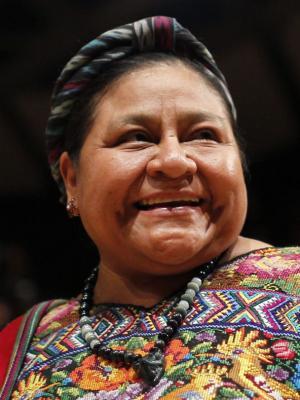 Frases, Imágenes y Biografía de Rigoberta Menchú