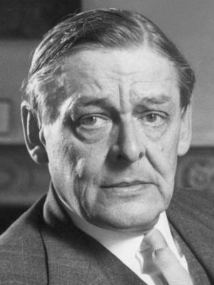 Frases, Imágenes y Biografía de T. S. Eliot