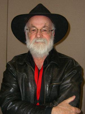 Frases, Imágenes y Biografía de Terry Pratchett
