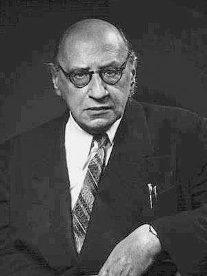 Frases, Imágenes y Biografía de Theodor Reik