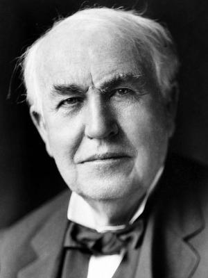 Frases, Imágenes y Biografía de Thomas Edison