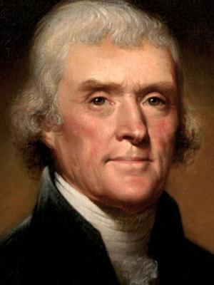 Frases, Imágenes y Biografía de Thomas Jefferson