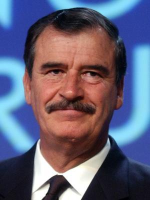 Frases, Imágenes y Biografía de Vicente Fox