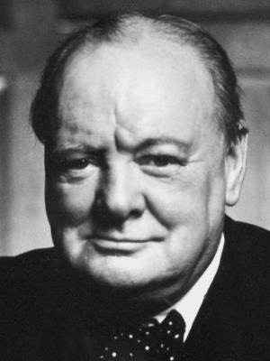Frases, Imágenes y Biografía de Winston Churchill