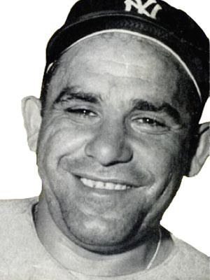 Frases, Imágenes y Biografía de Yogi Berra
