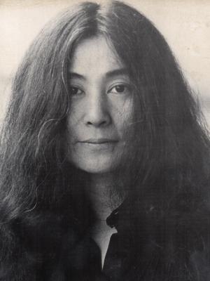 Frases, Imágenes y Biografía de Yoko Ono