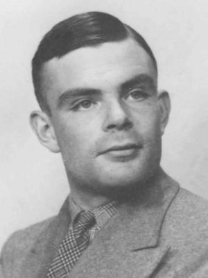 Frases, Imágenes y Biografía de Alan Turing
