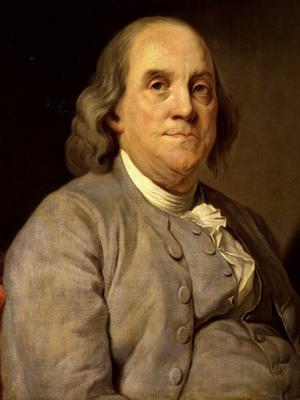 Frases, Imágenes y Biografía de Benjamín Franklin