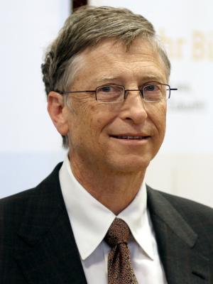 Frases, Imágenes y Biografía de Bill Gates