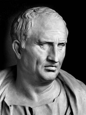 Frases, Imágenes y Biografía de Cicerón