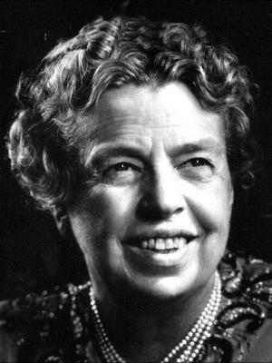 Frases, Imágenes y Biografía de Eleanor Roosevelt