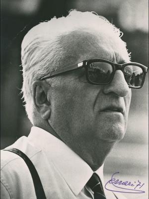 Frases, Imágenes y Biografía de Enzo Ferrari