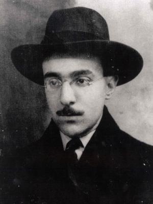 Frases, Imágenes y Biografía de Fernando Pessoa