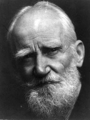Frases, Imágenes y Biografía de George Bernard Shaw
