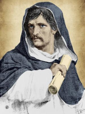Frases, Imágenes y Biografía de Giordano Bruno