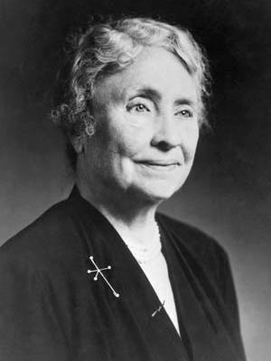 Frases, Imágenes y Biografía de Helen Keller