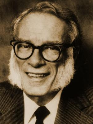 Frases, Imágenes y Biografía de Isaac Asimov