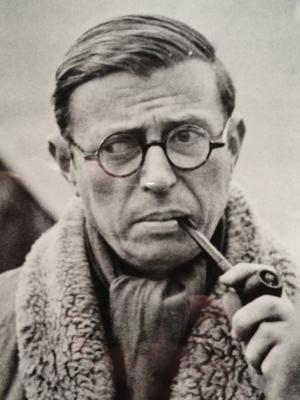 Frases, Imágenes y Biografía de Jean-Paul Sartre